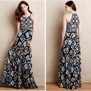 Anthropologie SB Marisol Maxi Dress